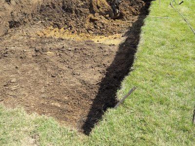 Басейн изкоп